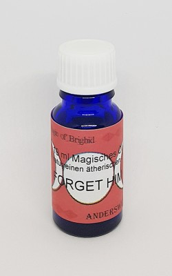 Magic of Brighid Huile magique essentielles Forget him 10 ml