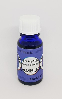Magic of Brighid Magic Oil ethereal Gambler 10 ml