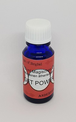 Magic of Brighid Magisches Öl äth. Get Power 10 ml