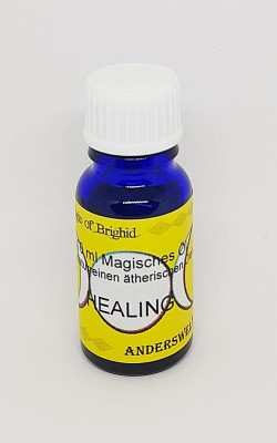 Magic of Brighid Magic Oil ethereal Healing 10 ml