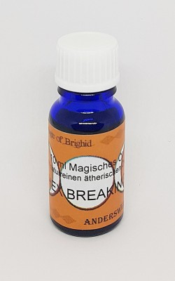 Magic of Brighid Huile magique essentielles Hex Breaking 10 ml