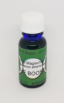 Magic of Brighid Huile magique essentielles Love Booster 10 ml