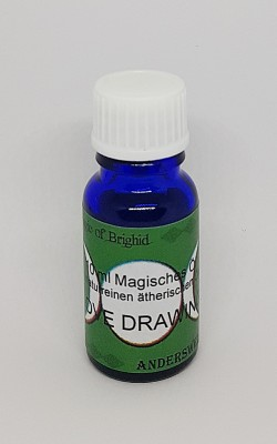 Magic of Brighid Huile magique essentielles Love Drawing 10 ml