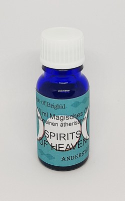 Magic of Brighid Magic Oil ethereal Spirits of Heaven 10 ml