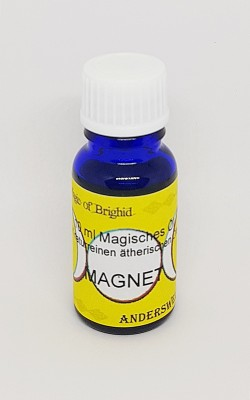 Magic of Brighid Magisches Öl äth. Magnet 10 ml