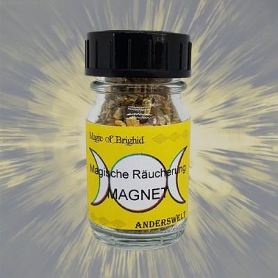 Magic of Brighid Encens Magnet