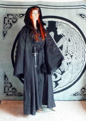 Ritualgewand Robe L