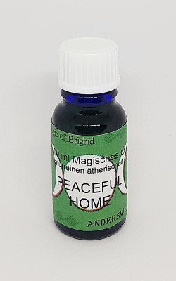Magic of Brighid Huile magique essentielles Peaceful Home 10 ml