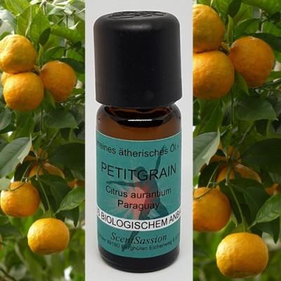 Olio essenziale Arancio amaro Bio (Citrus aurantium) 10 ml
