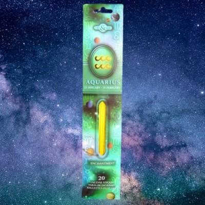 Astro incensi Acquario -  Enchaintment