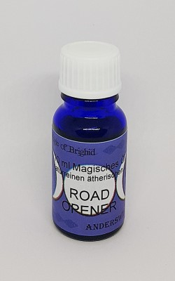 Magic of Brighid Magic Oil ethereal Road Opener 10 ml