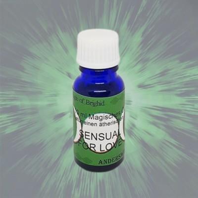 Magic of Brighid Magisches Öl äth. Sensual for Love 10 ml