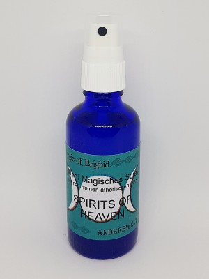 Magic of Brighid Magisches Spray äth. Spirits of Heaven 50 ml