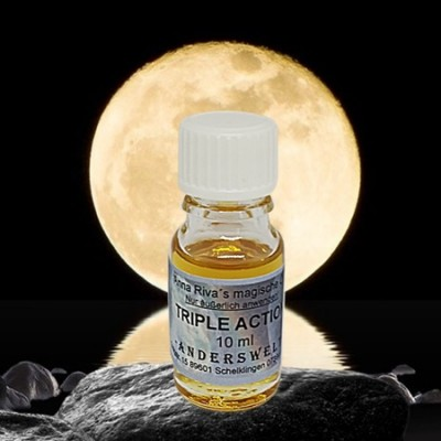 Anna Riva`s Oil Triple Action Phial with 10 ml