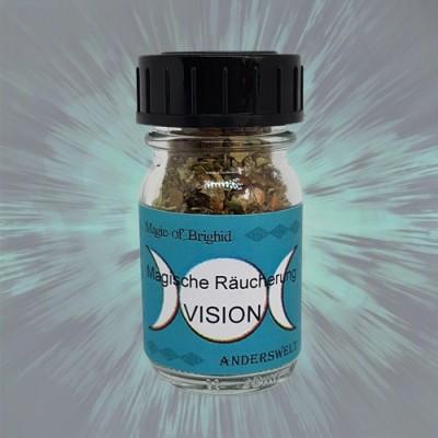 Magic of Brighid Encens Vision