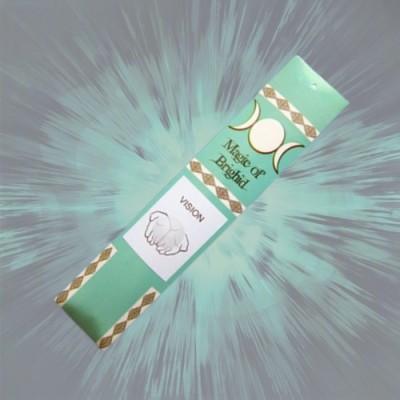 Magic of Brighid Incense sticks Vision