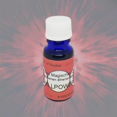 Magic of Brighid Olio Magia Essential Willpower 10 ml