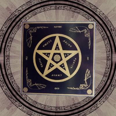Tavola Ouija Pentagramma, piccola