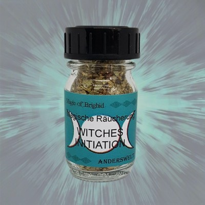 Magic of Brighid Räucherung Witches Initiation