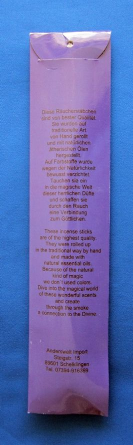 Magic of Brighid Incense sticks Fast Luck-1014