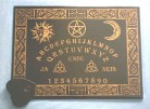 Witchboard Celtic schwarz 2. Wahl, deutsch