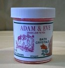 Magick Crystals Adam & Eve