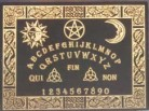 Witchboard Celtic schwarz fr.