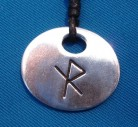 Bind Rune Amulet Safe Travel