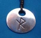 Bind Rune Amulet Safe Travel
