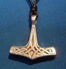 Ciondolo Martello di Thor celtic