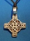 Pendant celtic Cross isosceles