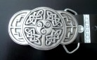 Belt Buckle triple Celtic
