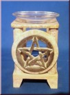 Oil Burner Pentagram