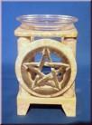 Duftlampe Pentagramm