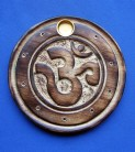 Incense Stick Holder with OM