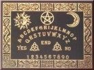 Witchboard Celtic schwarz engl.