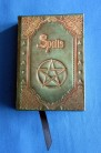 Small notebook with pentagram