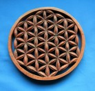 Wall Relief Flower of life