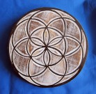 Plate Flower of Life