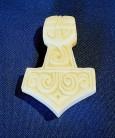 Anhänger Thors Hammer aus Knochen