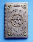 Book of Shadows with Pentagram, small