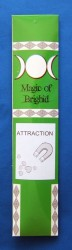 Magic of Brighid Incense sticks Attraction