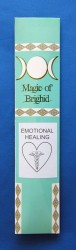 Magic of Brighid Bastoncini di incenso Emotional Healing 10 ml