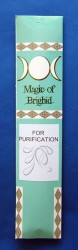 Magic of Brighid Incense sticks For Purification