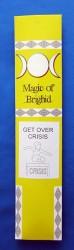Magic of Brighid Bastoncini di incenso Get over Crises