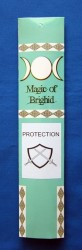 Magic of Brighid Bâtons d'encens Protection