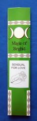 Magic of Brighid Incense sticks Sensual for Love