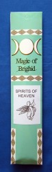 Magic of Brighid Incense sticks Spirits of Heaven