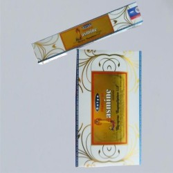 Bastoncini d'incenso Satya Natural Jasmine 15 g
