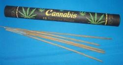 Canabis bâtonnette d'encense